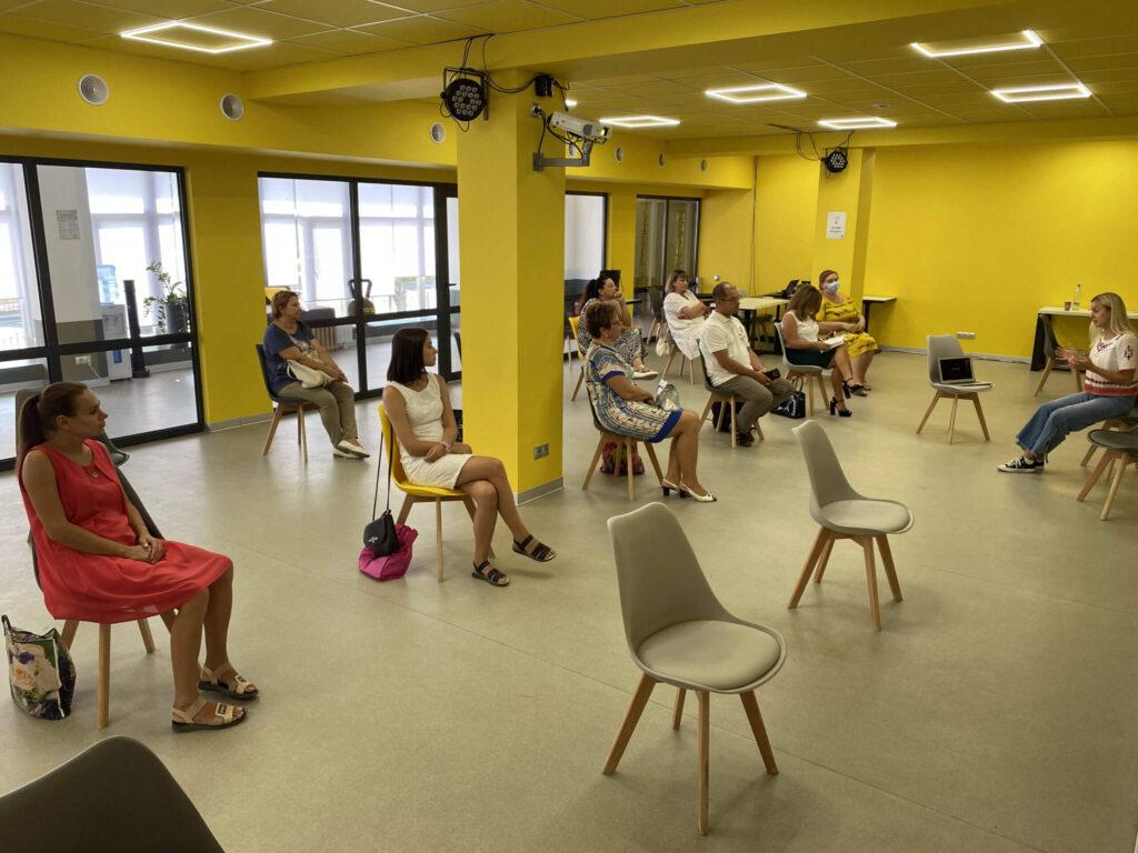 Робоча група із розвитку охорони психічного здоров'я міста, створена при міській адміністрації Маріуполя